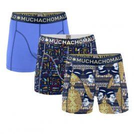 Jongens Muchachomalo 3-pack